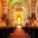 Sanctuary Church — Stock Photo #32796713