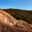 Stock Photo: Autumn mountain in small Carpathian