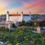 Bratislava castle — Foto de Stock