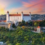 Bratislava castle — Stock Photo #32796791
