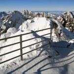 High Tatras - Lomnicky peak — Stock Photo