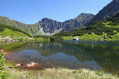 Mountain lake - Rohace, Slovakia — Stock Photo