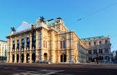 Wiedeńskiej Opery Państwowej — Zdjęcie stockowe