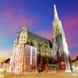 Vienna Stephansdom, Austria — Stock Photo