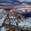 Ostry Rohac peak — Stockfoto