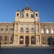 Stock Photo: Natural History Museum, Vienna.