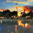 Istanbul - Hagia Sophia, Turkey — Stock Photo #36551979