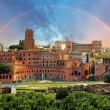 Rome - Foro Traiano — Stock Photo