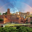 Rome - Foro Traiano — Stock Photo #39892865