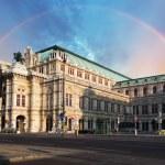 Vienna State Opera House — Stock Photo