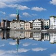 Zurich - Switzerland — Stock Photo