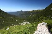 West Tatras — Stock Photo