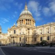 St Pauls Cathedral in London. — Stock Photo