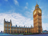 London - House of Parliament, Big Ben — Stock Photo