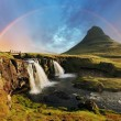 Stock Photo: Iceland landscape