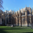 Westminster abbey - London, UK — Stock Photo