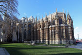 Westminster abbey - london, storbritannien — Stockfoto