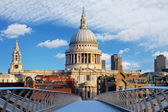 London - St Paul Cathedral, UK — Stock Photo