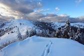 Slowakije skiresort — Stockfoto
