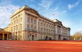 LONDON - JAN 10 : Buckingham palace pictured on January 10th, 20 — Stock Photo
