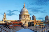 London St. Paul Cathedral, UK — Stock Photo