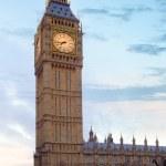 Биг Бен и дома парламента, Лондон, Великобритания — Стоковое фото