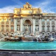 Trevi Fountain, rome, Italy. — Stock Photo #45356681