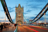 Tower bridge - London — Stock Photo