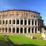 ������, ������: Rome theatre marcellus marcello