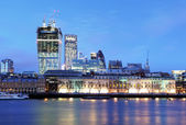 London skyline, UK, England — Stock Photo