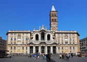 Rome, Itali 14th April 2014. Visiting The Papal Basilica of Sant — Stock Photo