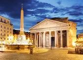 Rome - Pantheon, Italy — Stock Photo