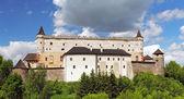 Zvolen castle, Slovakia. — Stock Photo
