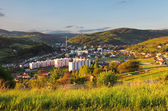 Nice Slovakia Village Hrinova — Stock Photo