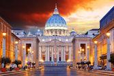 Rome, Vatican city — Stock Photo