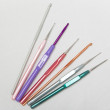 Knitting needles — Stock Photo