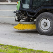 Street sweeper — Stock Photo #22006169
