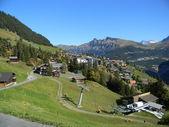 Murren,Switzerland — Stock Photo