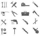 工具图标集 — 图库矢量图片