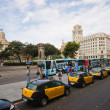 Placa Catalunya — Stock Photo #18459029
