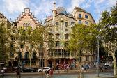 Barcelona Casa Batllo — Stock Photo
