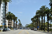 Santa Monica — Stock Photo