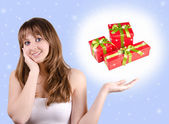 I like Christmas — Stock Photo
