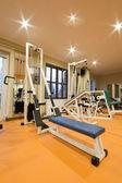 Fitness Club — Stock Photo
