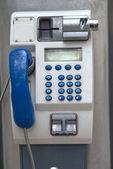 Telefono pubblico — Foto Stock