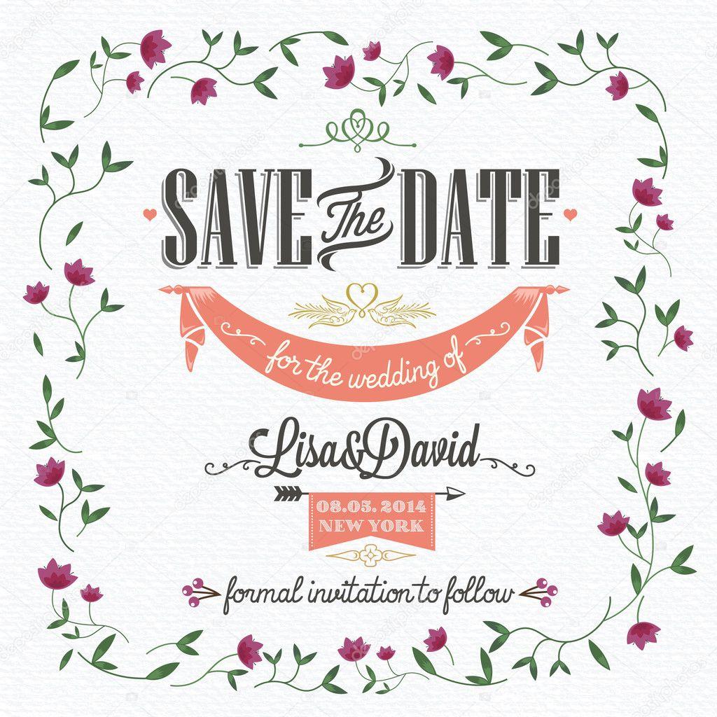 Christian Wedding Invitation Wording 75 Elegant Save the date wedding