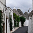 Trulli of Alberobello city, Italy — Stockfoto #17696995