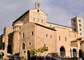 Anagni's Cathedral, Italy — Stock Photo
