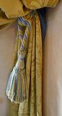 Curtain tassel — Stock Photo