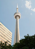 CN Tower (Toronto) — Stock Photo